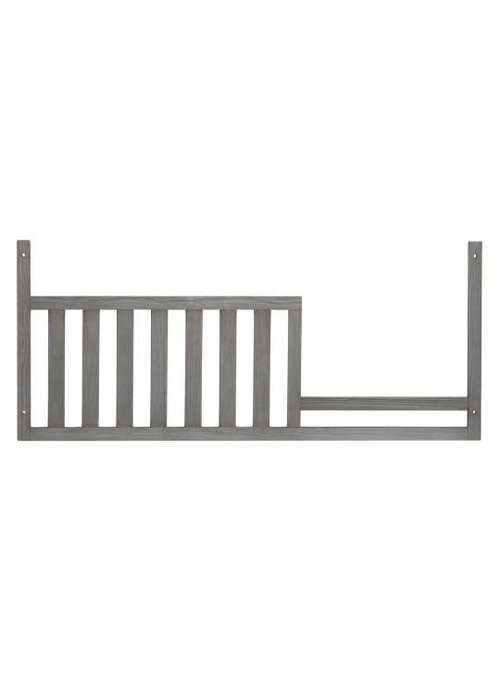 Oxford Baby Oxford Baby Westport Toddler Guard Rail In Dusk Gray