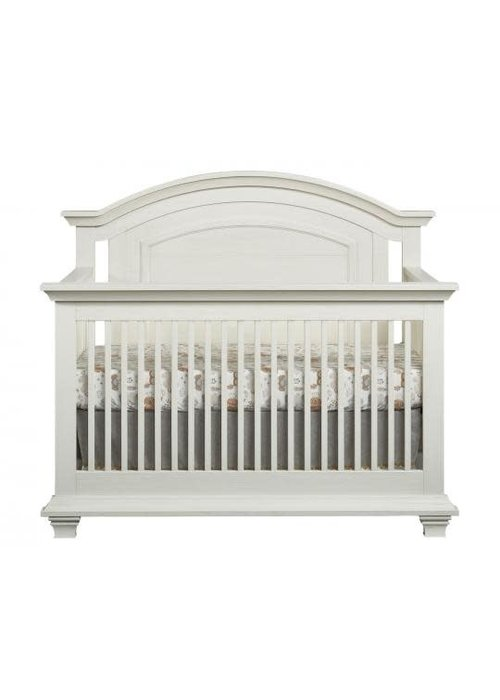 Oxford Baby Oxford Baby Cottage Cove 4 In 1 Convertible Crib In Vintage White