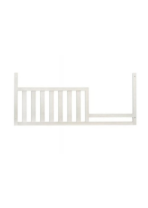 Oxford Baby Oxford Baby Cottage Cove Toddler Guard Rail In Vintage White