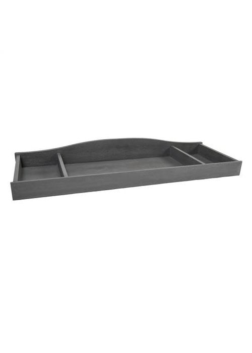 Oxford Baby Oxford Baby London Lane Changing Tray In Artic Gray