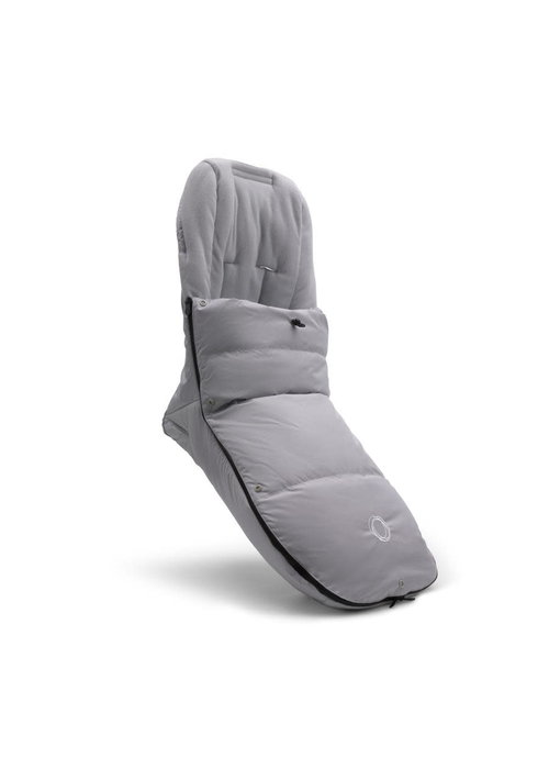 Bugaboo Bugaboo Universal High Performance Footmuff In Misty Grey