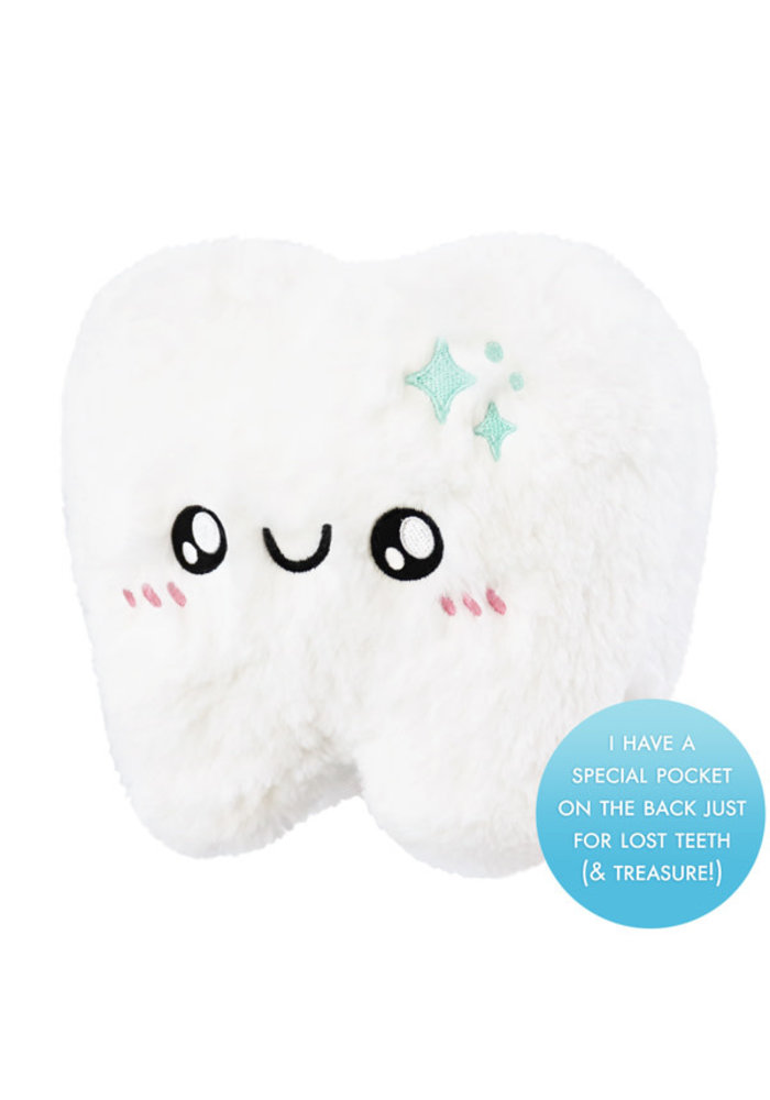 Squishable Mini Tooth, Tooth Fairy Style