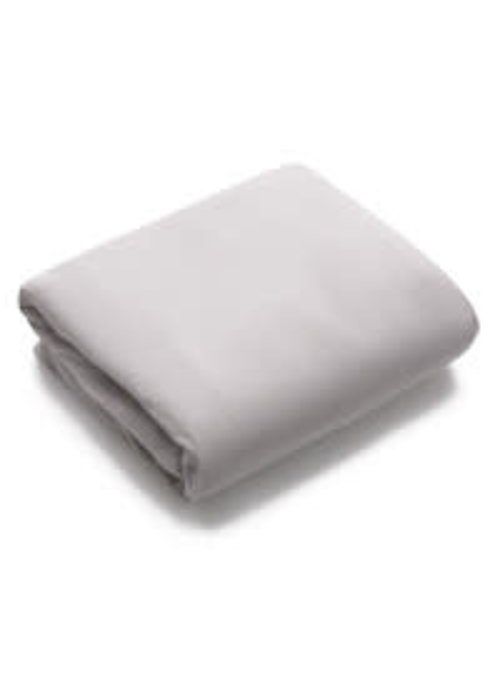 Bugaboo Bugaboo  Stardust Playyard Cotton Sheet In Mineral White