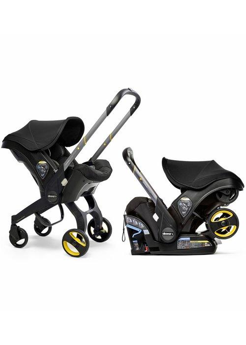 Doona Doona + Infant Car Seat - Stroller With Infant Car Seat Base Nitro Black