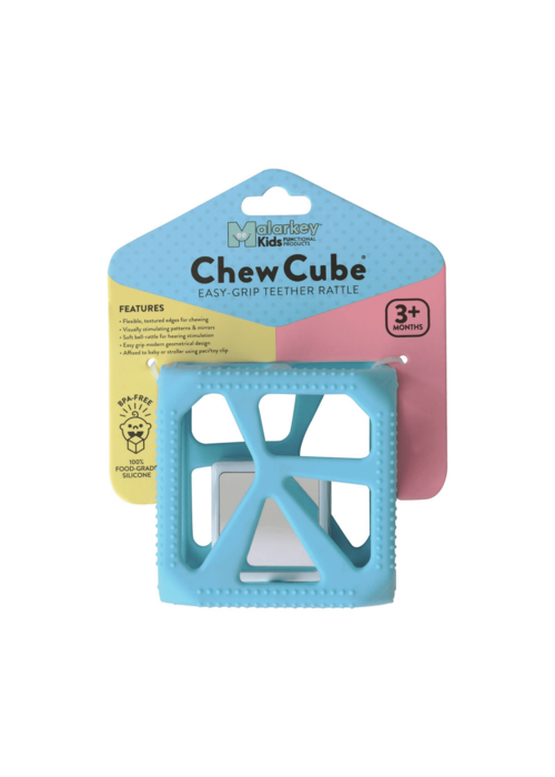 Malarkey Kids Malarkey Kids Chew Cube Blue