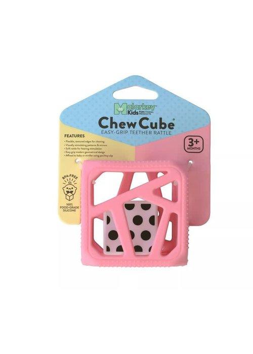 Malarkey Kids Malarkey Kids Chew Cube Pink