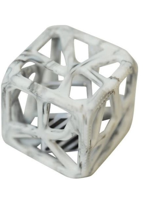 Malarkey Kids Malarkey Kids Chew Cube Marble Grey