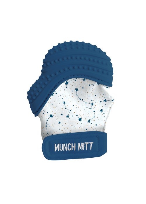 Malarkey Kids Malarkey Kids Munch Mitt Navy Blue/Constellation