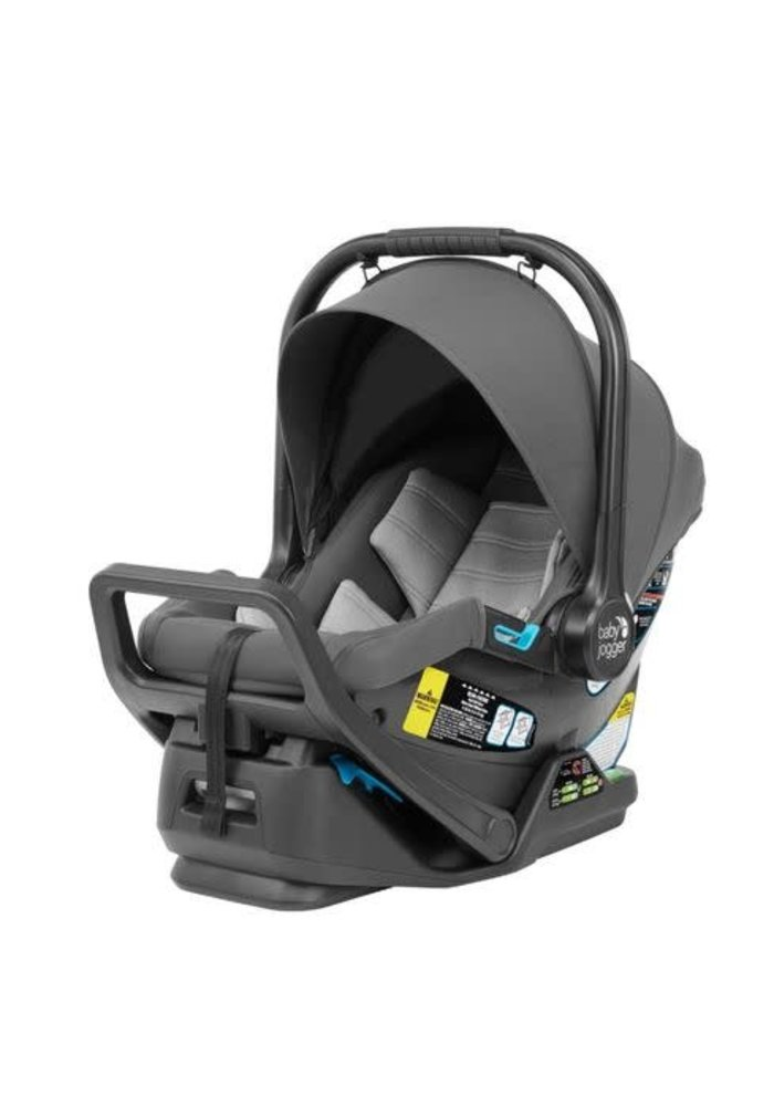 2020 Baby Jogger City Go Air Infant Car Seat In Granite