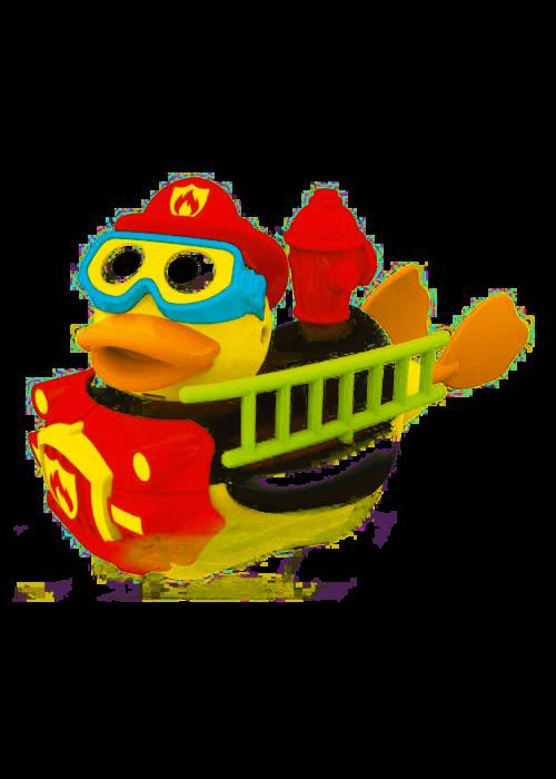 Yookidoo Yookidoo Jet Duck- Create A Fireighter