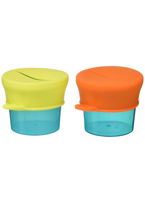 Boon Boon Snug Snack Cup In Blue