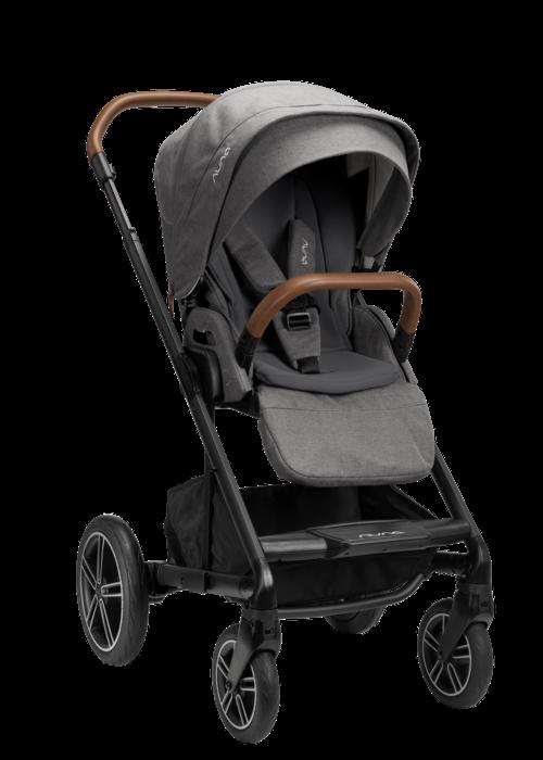 Nuna 2020 Nuna Mixx Next Stroller In Granite With Ring Adapter