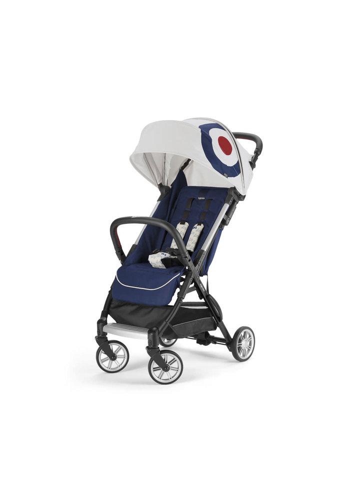 2020 Inglesina Quid Light Stroller In Vespa Blue