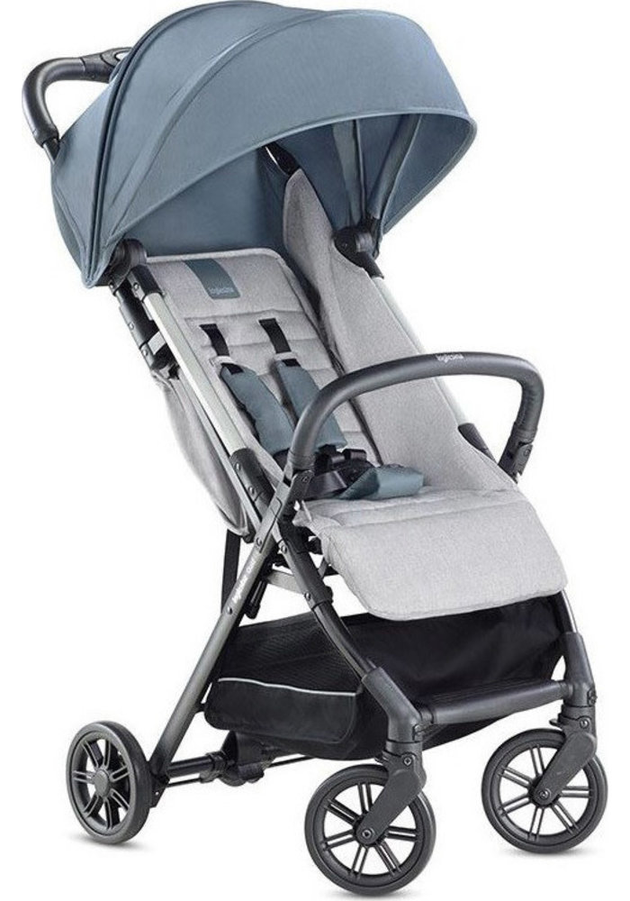 2020 Inglesina Quid Light Stroller In Stormy Grey