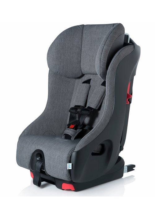 Clek Clek Foonf Convertible Booster Car Seat In Thunder