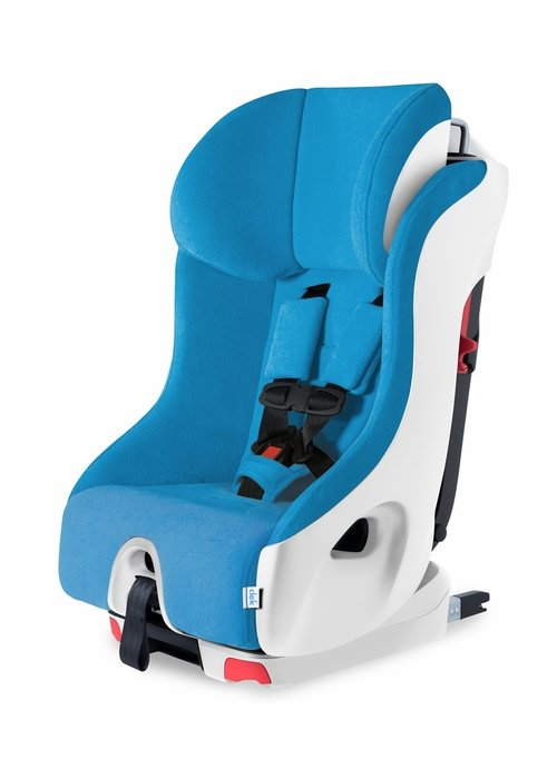 Clek Clek Foonf Convertible Booster Car Seat In Ten Year Blue