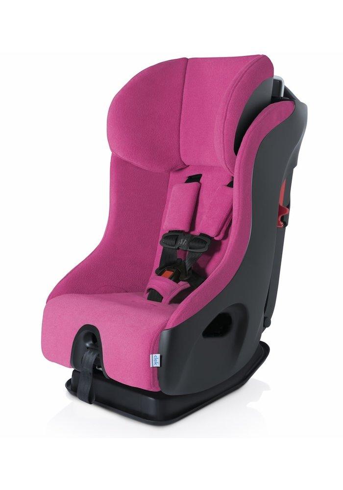 Clek Fllo Convertible Booster Car Seat In Flamingo