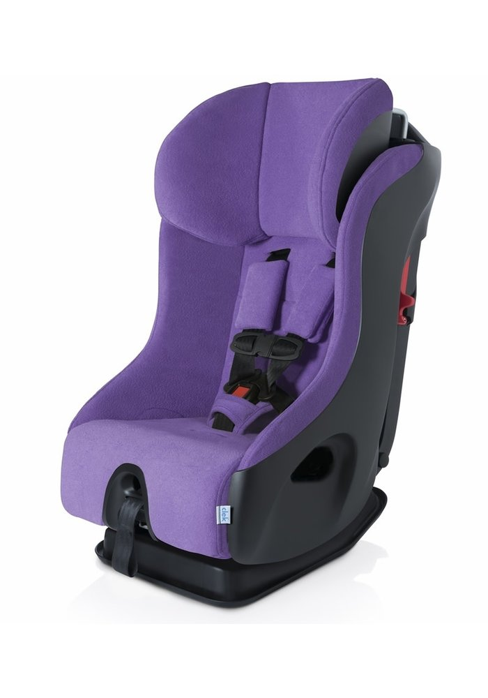 Clek Fllo Convertible Booster Car Seat In Prince