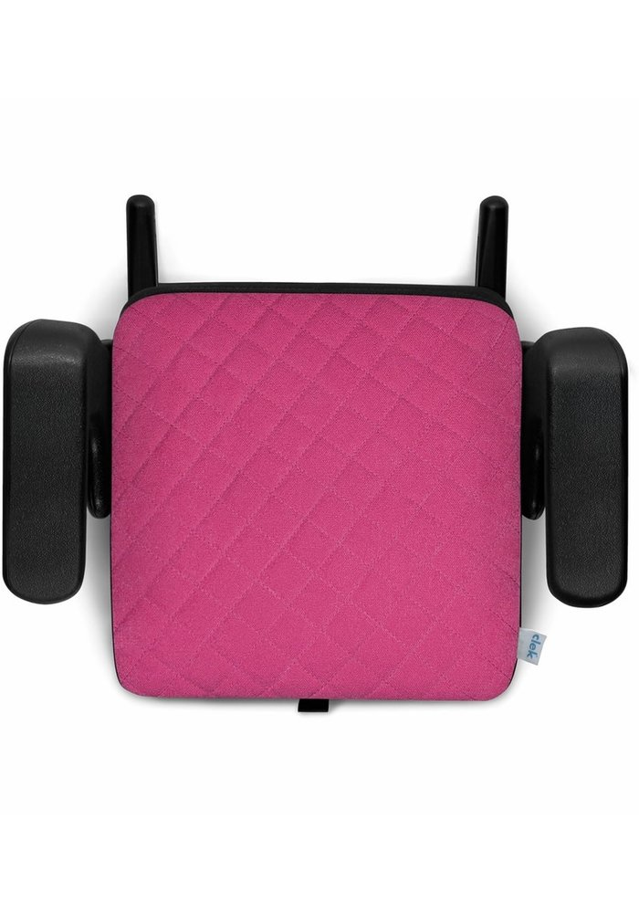 Clek Olli Booster Car Seat In Flamingo X