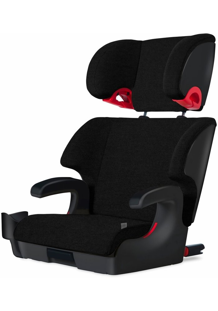 Clek Oobr Booster Car Seat In Carbon