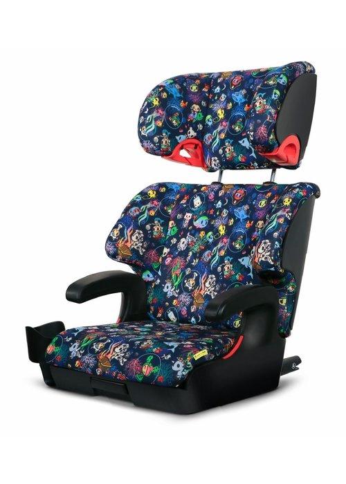 Clek Clek Oobr Booster Car Seat In Tokidoki Reef Rider