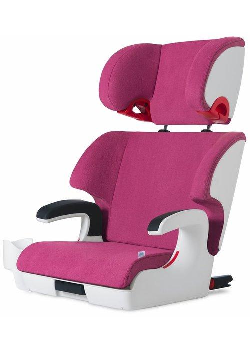 Clek Clek Oobr Booster Car Seat In Snowberry