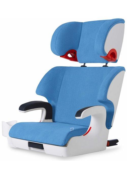 Clek Clek Oobr Booster Car Seat In Ten Year Blue
