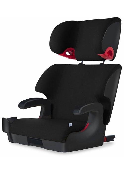 Clek Clek Oobr Booster Car Seat In Pitch Black