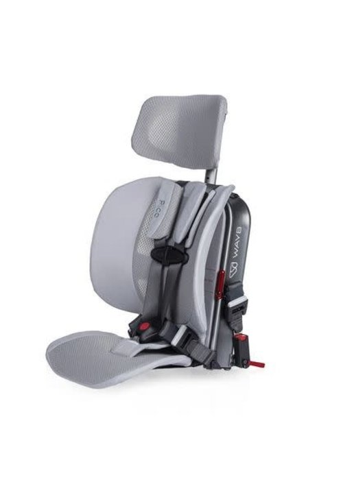 Wayb Way-B Pico Travel Car Seat In Slate