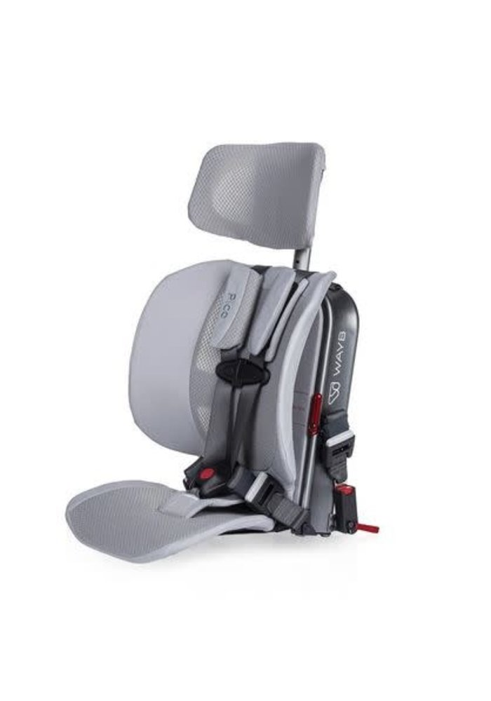 Way-B Pico Travel Car Seat In Slate