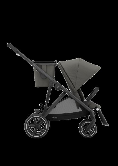 Cybex 2020 Cybex Gazelle S Stroller In Soho Grey
