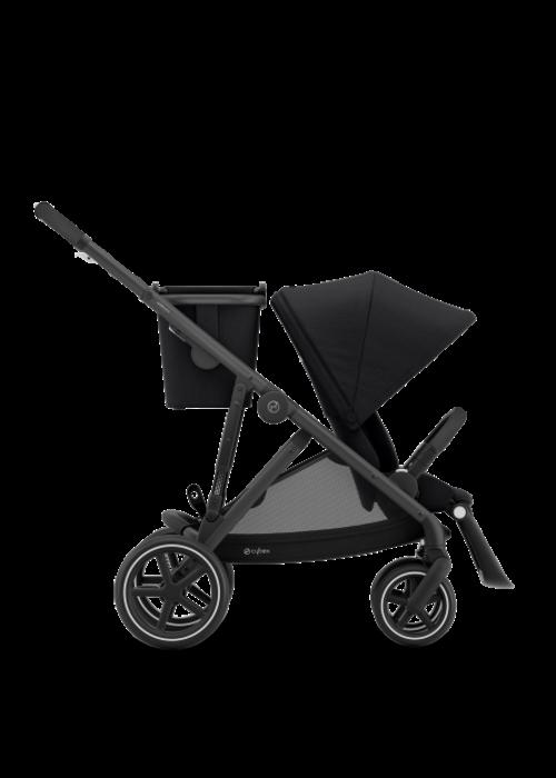 Cybex 2020 Cybex Gazelle S Stroller In Deep Black