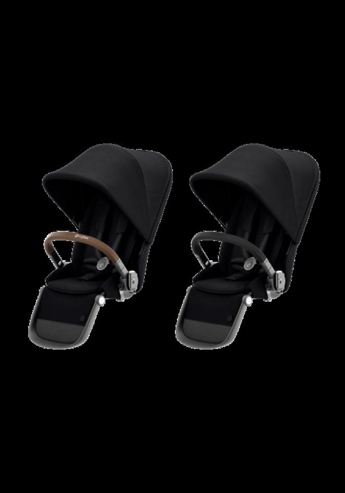 2020 Cybex Gazelle S Seat In Deep Black