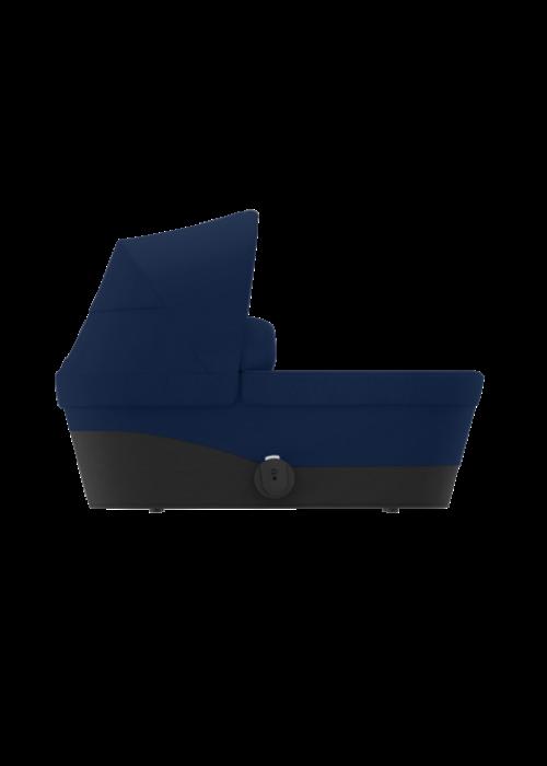 Cybex 2020 Cybex Gazelle S Cot Bassinet In Navy Blue