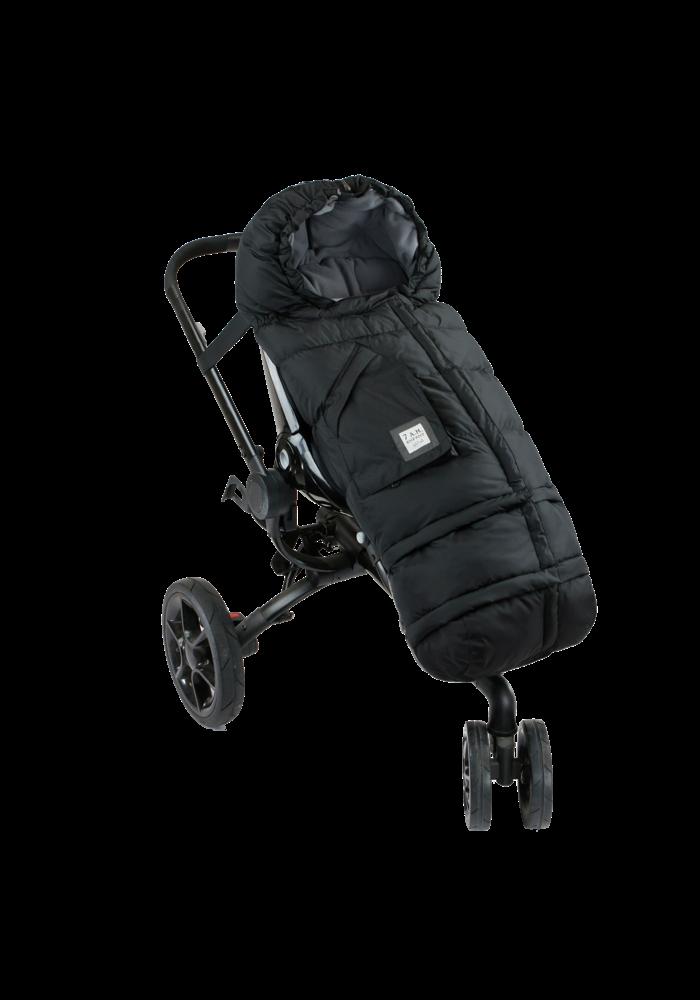 7 A.M. Enfant Evolution 212 Blanket In Black- 6 Months -4 Toddler