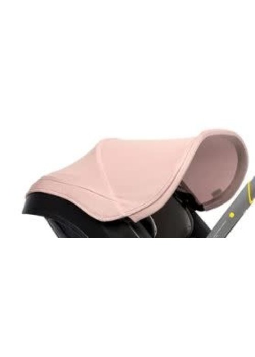 Doona Doona Canopy With Shoulder Pads ONLY In Blush Pink