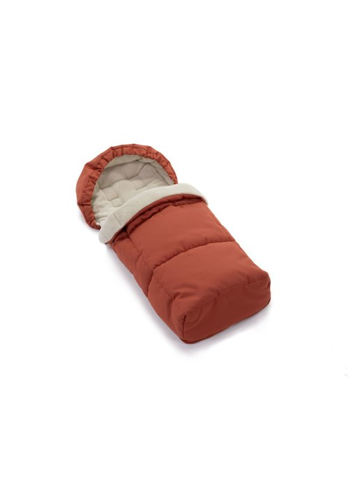Bumbleride 2020 Bumbleride Cold Weather Footmuff In Clay