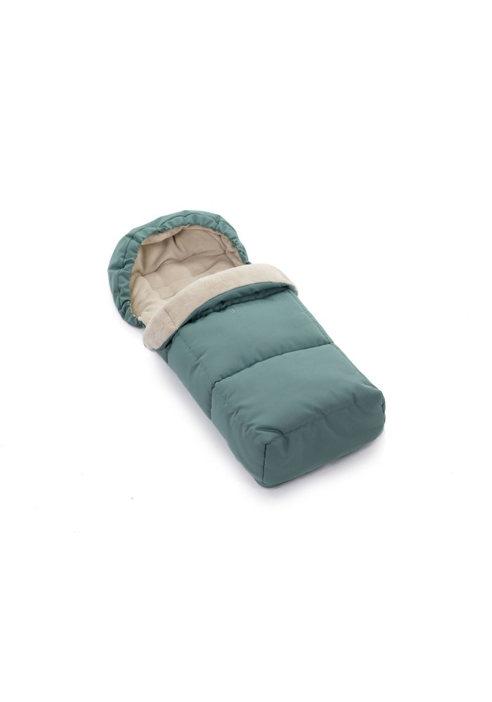 2020 Bumbleride Cold Weather Footmuff In Seaglass