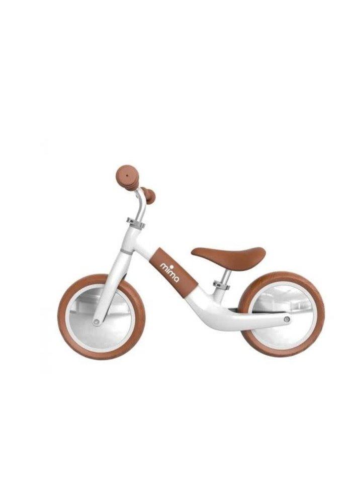 Mima Zoom Balance Bike In White