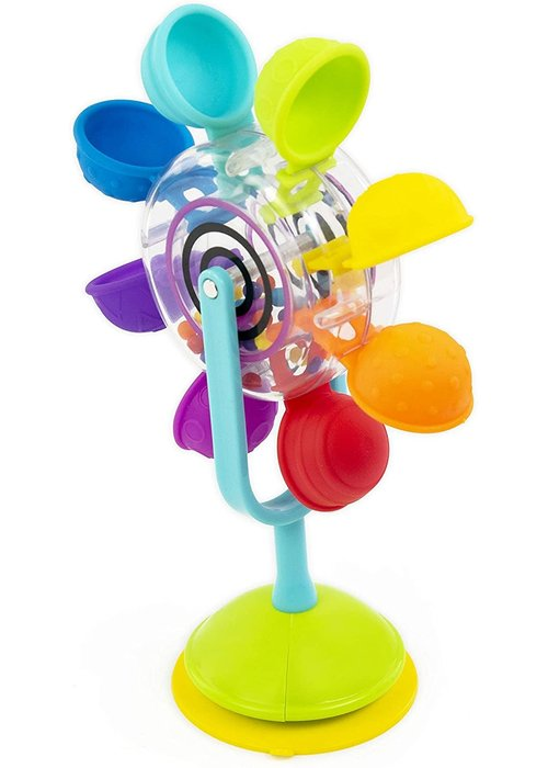 Sassy Sassy Whirling Waterfall Suction Toy