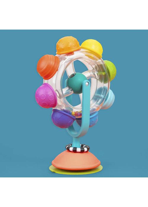 Sassy Sassy Rainbow Reel Tray Toy