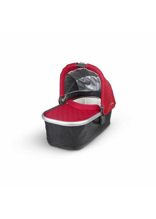 UppaBaby CLOSEOUT!! 2015 Uppa Baby Vista-Cruz Bassinet In Denny (Red-Silver)