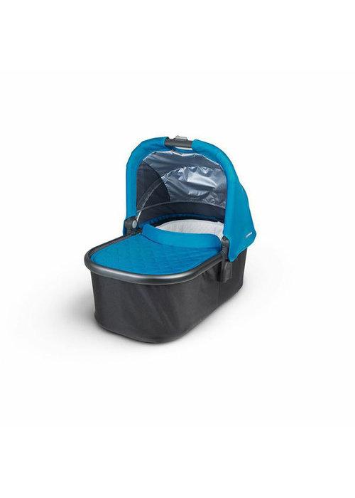 UppaBaby CLOSEOUT!! 2015 Uppa Baby Vista-Cruz Bassinet In Georgie (Marine Blue-Carbon)