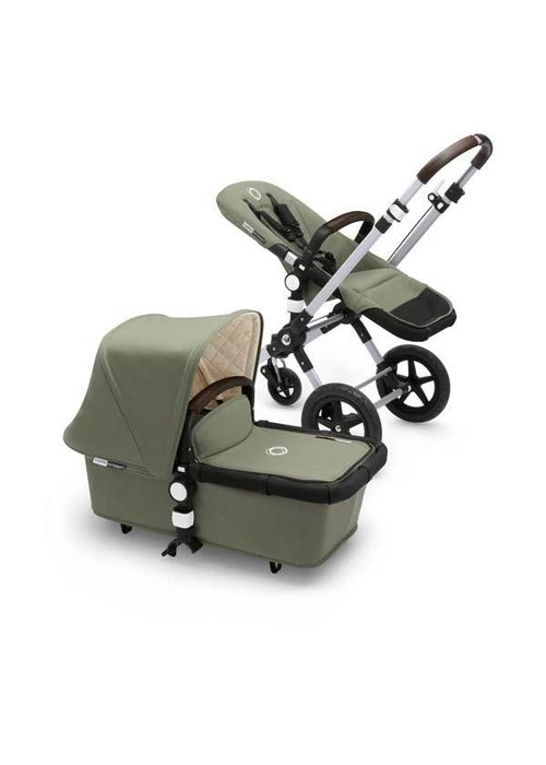 Bugaboo CLOSEOUT!! Bugaboo Cameleon3 Classic  (Quilted) Collection In Dark Khaki