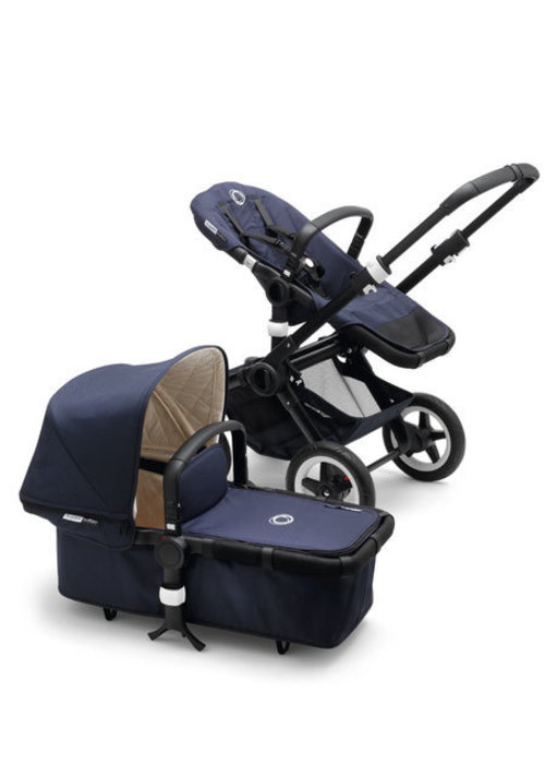 Bugaboo CLOSEOUT!! Bugaboo Buffalo Classic Plus Complete Stroller - Navy Blue