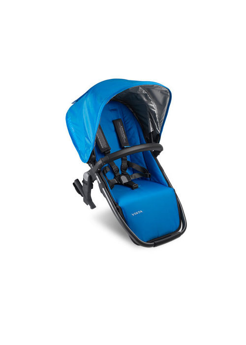 UppaBaby CLOSEOUT!! Uppa Baby 2015 Vista Rumble Seat (Only) In Georgie (Marine Blue-Carbon)