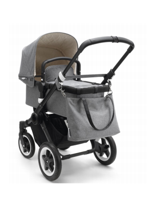 Bugaboo CLOSEOUT!! Bugaboo Buffalo Classic Plus Complete Stroller - Grey Melange
