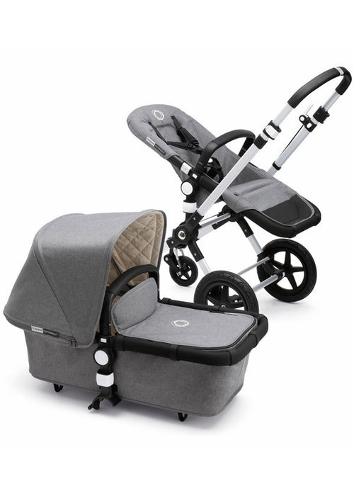 Bugaboo CLOSEOUT!! Bugaboo Cameleon3 Classic  (Quilted) Collection In Grey Melange