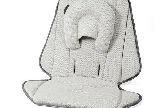 UppaBaby Uppa Baby Vista-Cruz Infant SnugSeat Liner In White