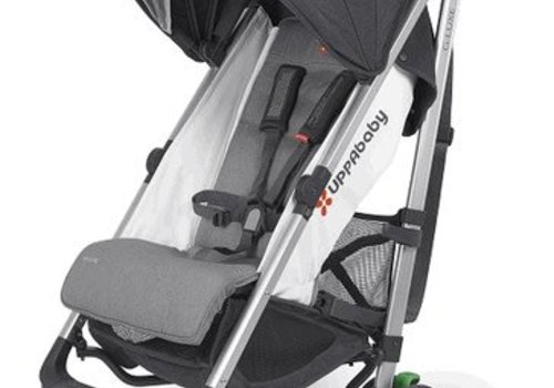 UppaBaby Uppa Baby G-Luxe Stroller In JORDAN (Charcoal/Silver)